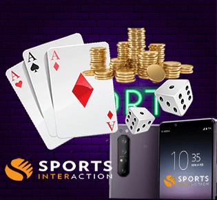 Sports Interaction Sports Betting App casinocanada.mobi