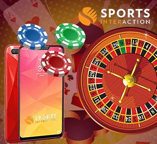 sports interaction + mobile casinocanada.mobi